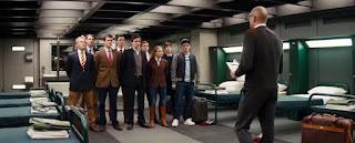 Dunia Sinema Kingsman : The Secret Service Perekrutan Agen Rahasia