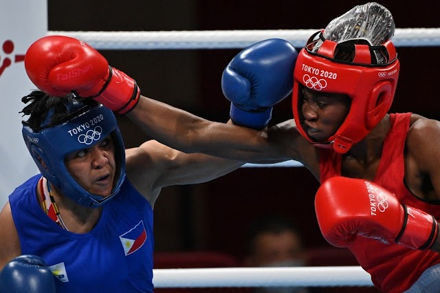 Tokyo Olympics 2020: Nesthy Petecio Barges Into Round of 16