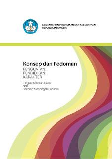 Download Buku Konsep dan Pedoman Penguatan Pendidikan Karakter (PPK) Format pdf