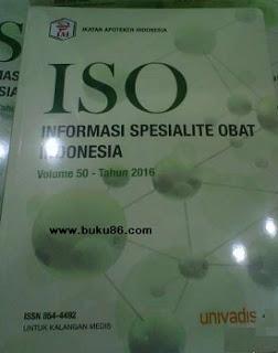 Buku ISO Indonesia Informasi Spesialite Obat Vol 50