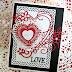 Garden Of Love Valentine by Laurie Schmidt