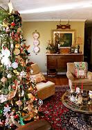 Toile and Tartan for Christmas!