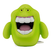 The Coop Handmade by Robots Ghostbusters Slimer Vinyl Figure