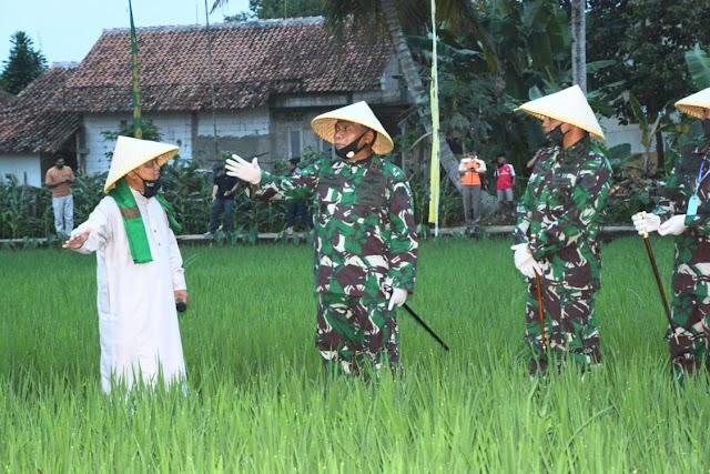 Pangdam III/Siliwangi : Pembuatan Bios 44 Bentuk Kontribusi TNI Untuk Negeri