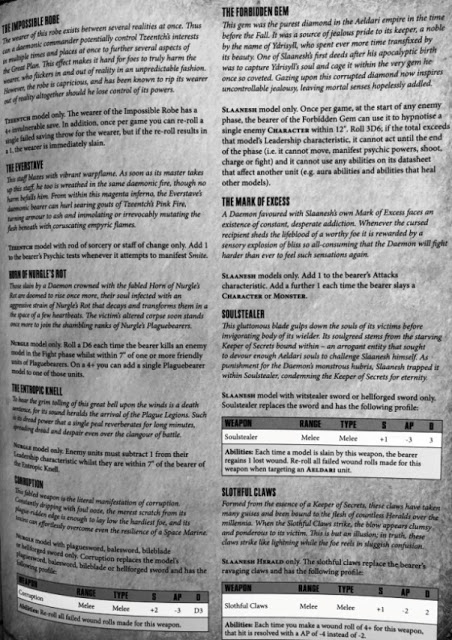 Warhammer 40k Chaos Daemons 6th Edition Codex Pdf