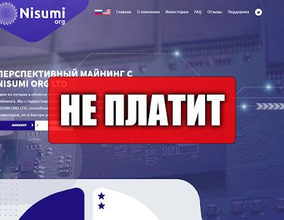 Скриншоты выплат с хайпа nisumi.org