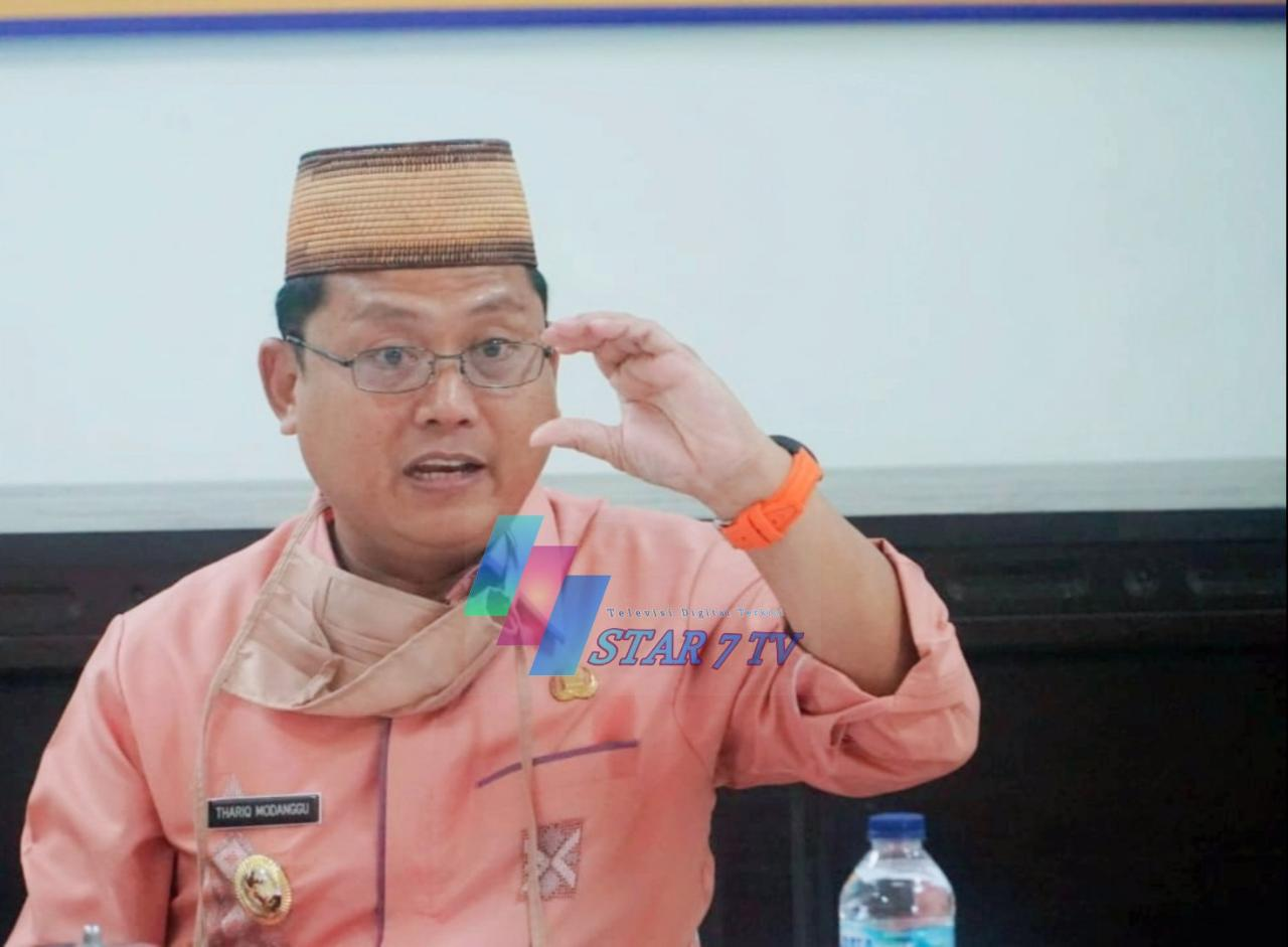 Wakil Bupati Gorontalo Utara, Thariq Modanggu