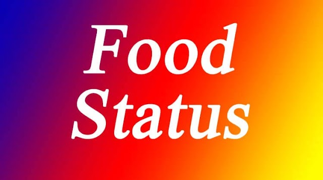 150 Food Status For Whatsapp In English [2020]