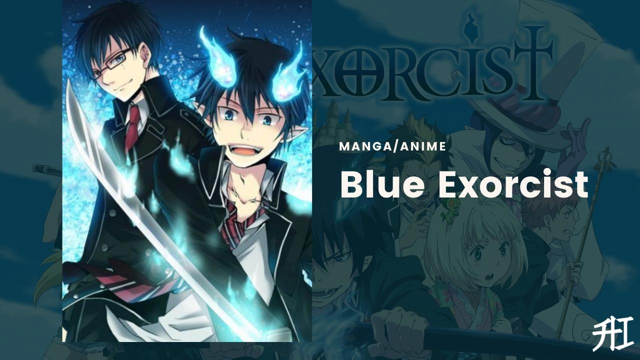 Blue Exorcist is an anime like Black Clover