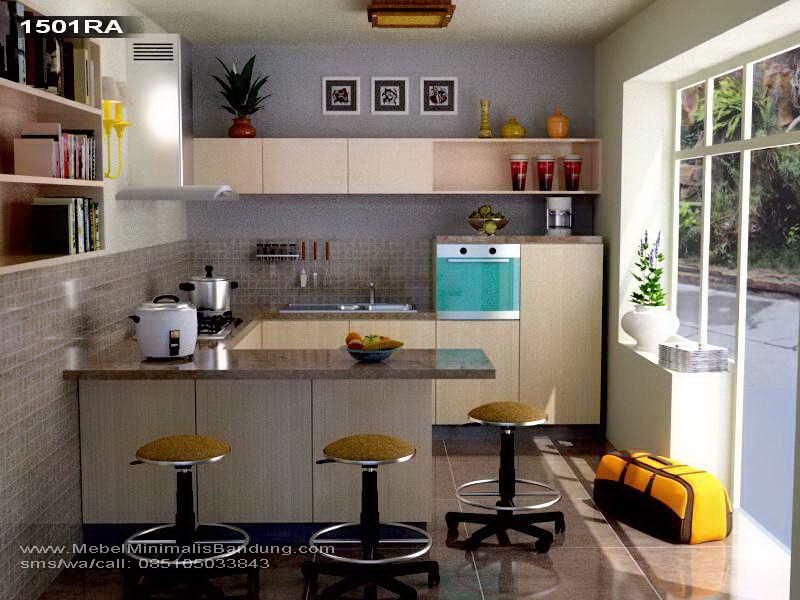 Kitchen Kitchen Set Minimalis Tipe L Kitchen Pembuatan Kitchen Set