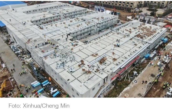 1 Juta Muslim Diisolasi China, Warga Uighur Sumbang 171,9 Juta untuk Wuhan