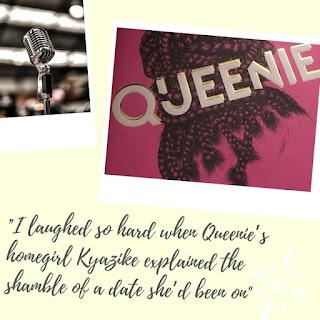 Audio Version of Queenie Book Review