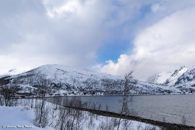 Recorriendo Kvaløya - Tromso por El Guisante Verde Project