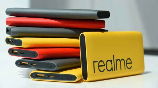Realme 10,000mAh Power Bank Launch in India