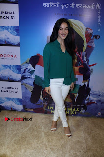 The Red Carpet Of The Special Screening Of Poorna  0051.JPG