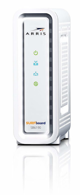 ARRIS Surfboard SB6190-RB Series 1000446-RB Cable Modem