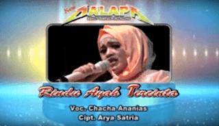 Lirik Lagu Rindu Ayah Tercinta - Chacha Ananias