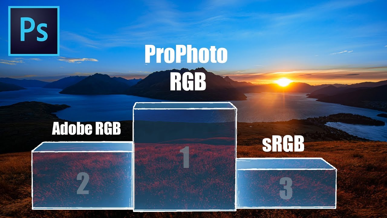 Color Spaces CLARIFIED - 3 Reasons Why ProPhotoRGB DESERVES your Attention