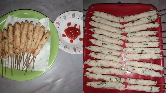 Resep Camilan Dari Nasi Digoreng dan Sambal