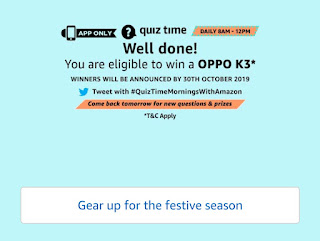 Amazon-Quiz-22-September