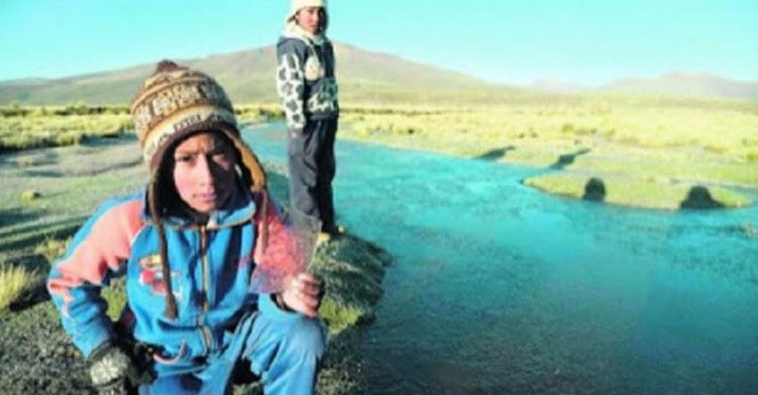 SENAMHI ALERTA: La Sierra soportará lluvias y descenso de temperatura nocturna