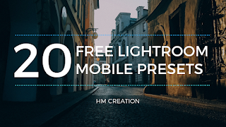free lightroom presets you can easily edit your photos on your Android phone as well as iPhone and iPad devices. just download lightroom mobile presets and apply on your photos. This 20 free lightroom presets gives your photos more professional look. And you can not only apply them lightroom mobile but also you can sync them using lightroom mobile sync tools.