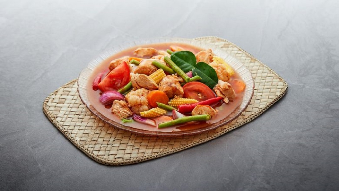 Resepi Ayam Tomyam