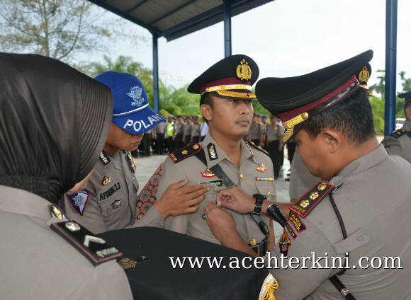 Mughi Prasetyo Jadi Wakapolres Aceh Singkil