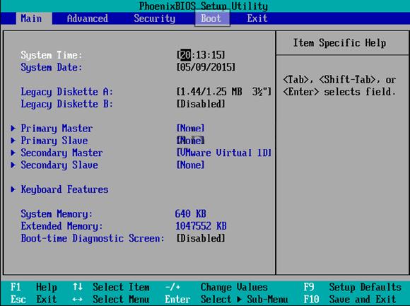 1 - Cara Install Windows 10