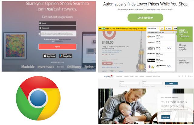 أفضل 10 إضافات تسوق لمتصفح Chrome قد لاتعرفها
