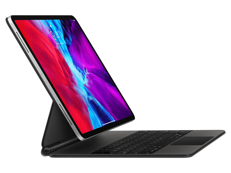 Apple iPad Pro 12.9-inch with the Magic Keyboard with USB-Type-C port