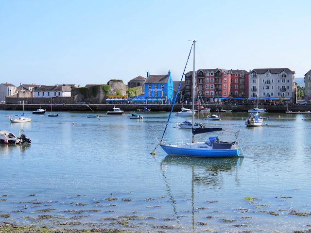 Things to do in Dungarvan Ireland: sailboat