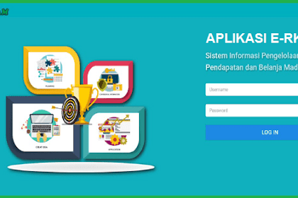 Aplikasi E-RKAM dan Panduan Penggunaan Tahun 2019