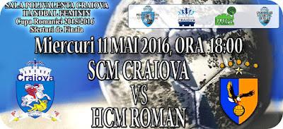Hai Craiova in Final 4 Cupa Romaniei!