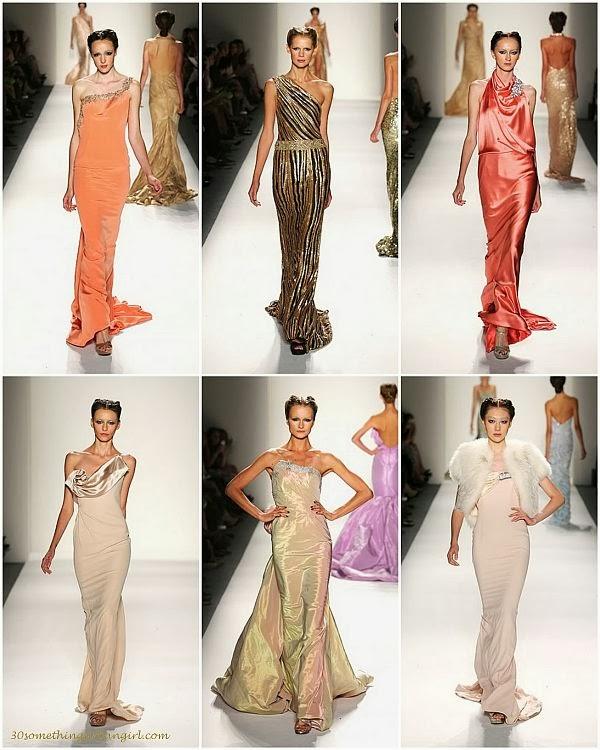 Venexiana S/S2014 runway dresses
