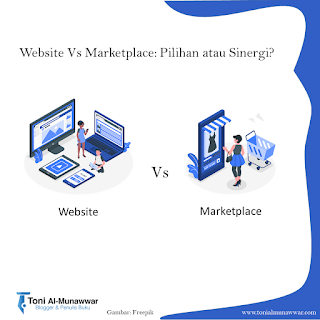 Website Vs Marketplace