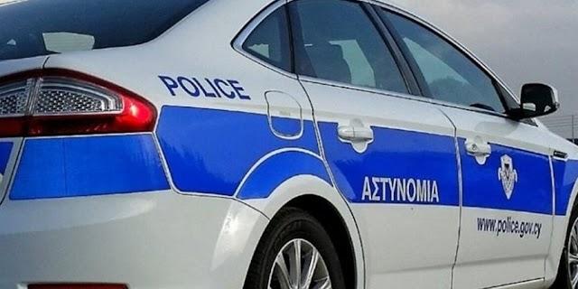 Λάρνακα: 34χρονος μέθυσε και προκάλεσε τροχαίο με όχημα που δεν ήταν δικό του