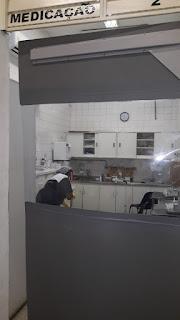 Portas flexíveis para cozinha