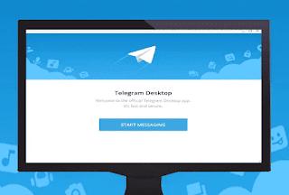 تنزيل تلجرام للكمبيوتر Telegram Messenger