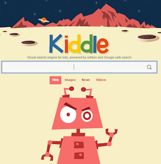 Kid Safe Searching with Kiddle Search Engine