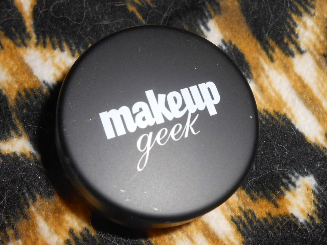 New Years Eve Makeup Geek Pigment Swatch Review