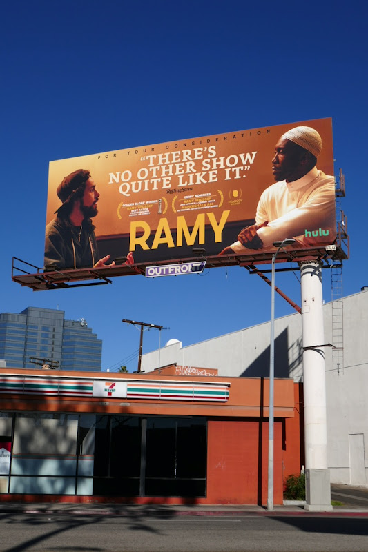Ramy season 2 FYC billboard