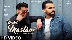 MERI MASTANI LYRICS RAHUL BAINS FT. WOLFY