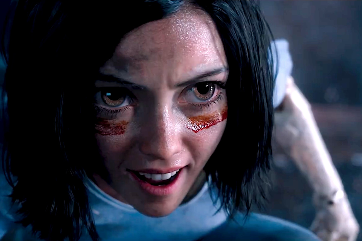 Alita Battle Angel Ganzer Film Deutsch