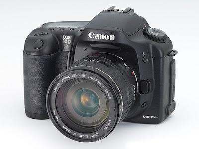 Canon EOS 10D DSLRファームウェアのダウンロード