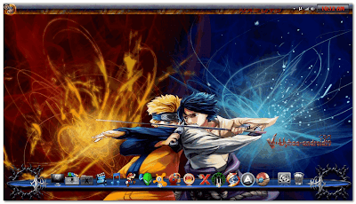 THEME WINDOWS 7 ANIME NARUTO