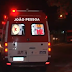 Homem invade ambulância do Samu, fere condutor e tenta esfaquear enfermeira e paciente na Capital