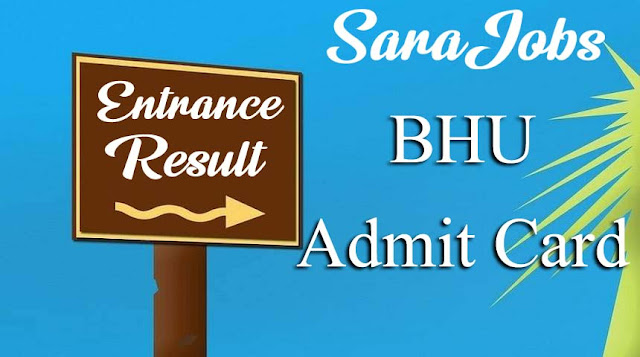 BHU Admit Card