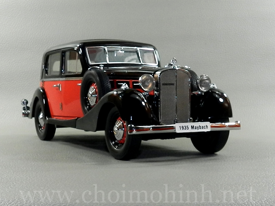 Maybach SW35 Hard Top 1935 1:18 Signature