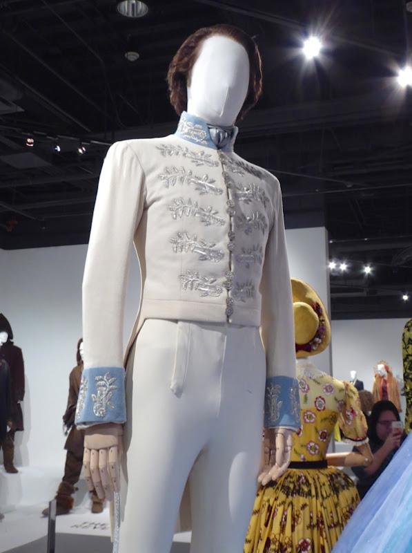 Prince Charming Royal Ball costume Cinderella
